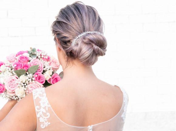 Haaraccessoire voor in Bruidskapsel