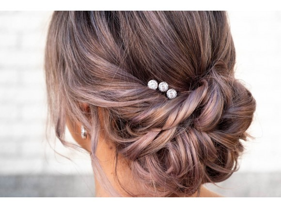 Daily Luxury Hairpin I