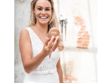 DRKS Graveerbaar Bride Spiegeltje Rose Goud voor de bruid
