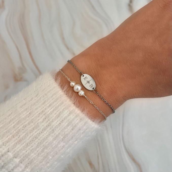Mooie armband met jouw naam
