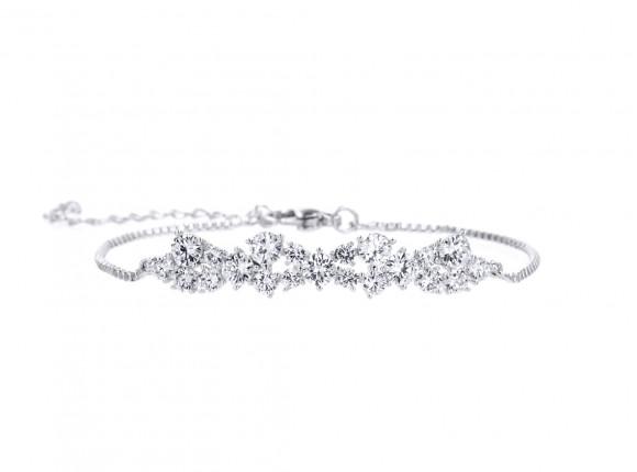 Sparkle Armband Zilver