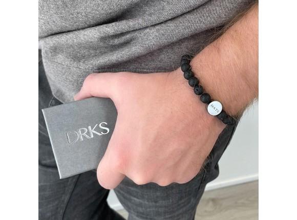 Heren armband graveren