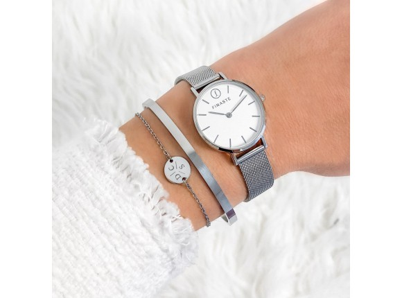 Horloge met jouw gravering