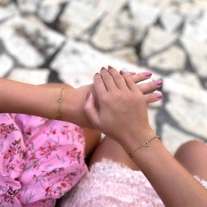 Leuke armbandjes voor om de pols om te delen met moeder dochter