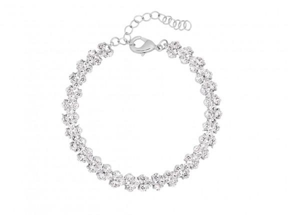 Crystal Elegance Armband