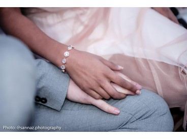 Daily Luxury Bracelet V Rose Gold