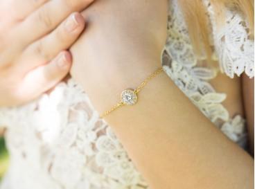 Daily Luxury Bracelet I Gold