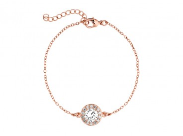 Daily Luxury Bracelet I Rose Gold