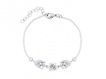 Daily Luxury Bracelet VII Silver