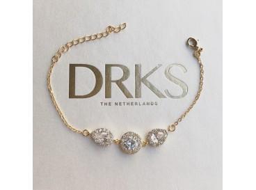 Daily Luxury Bracelet II Gold
