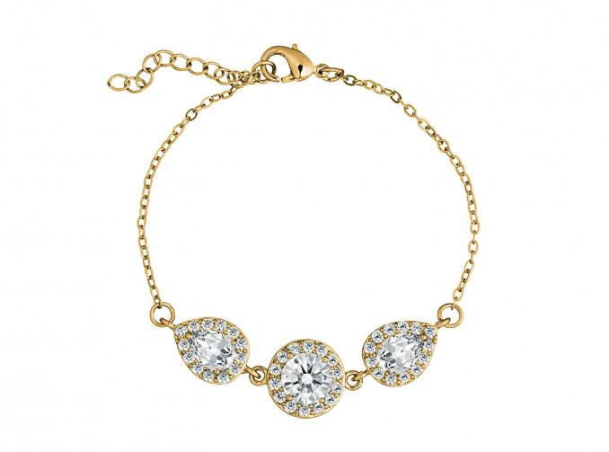 Daily Luxury Armband II Goud Kleurig