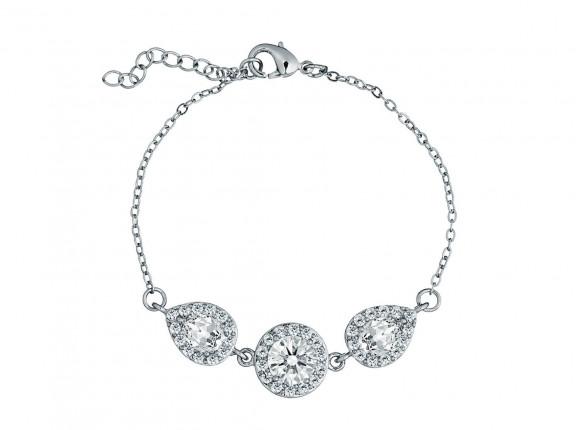 Daily Luxury Bracelet II Silver