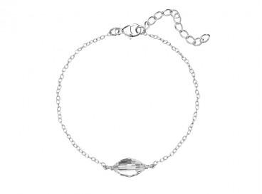 Minimalistisch armbandje voor de bruid