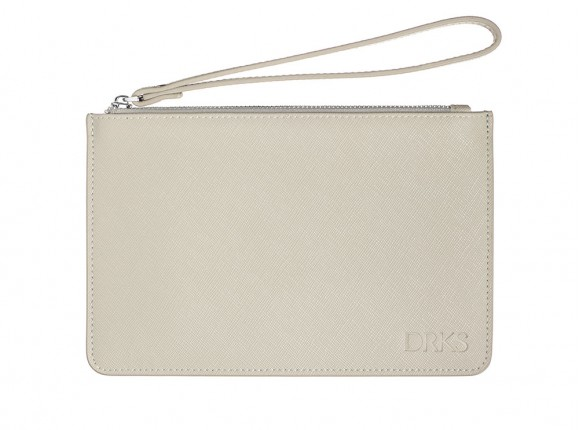 DRKS Clutch Light Grey