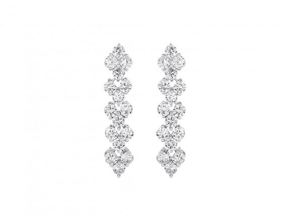 Crystal Elegance Oorbellen