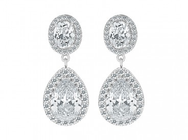 Daily Luxury Earrings IV