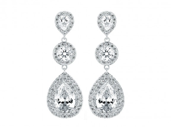 Daily Luxury Earrings V