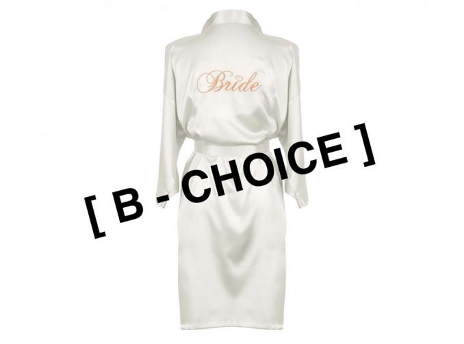 "B-Choice Kimono ""Bride"""