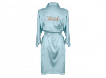 """Kimono """"Bride"""" Blue"""