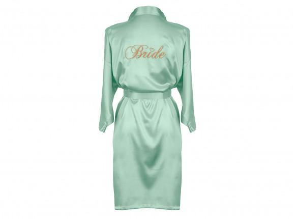 "Kimono ""Bride"" Mint Green"