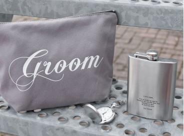Cadeauset Voor De Bruidegom
