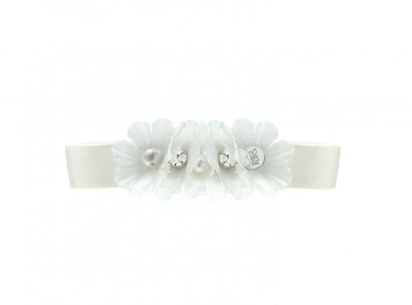 Accessoire voor bruidsmeisje voor om pols of in haar