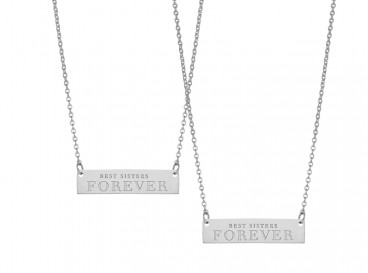 Best sisters forever ketting
