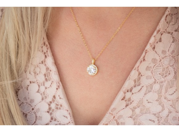 Daily Luxury Ketting VI Goud