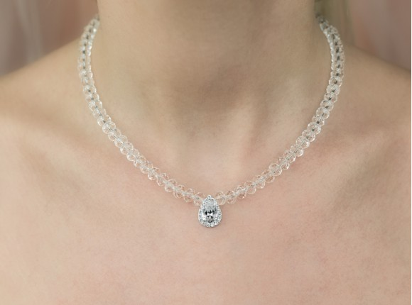 Daily Luxury Crystal Necklace