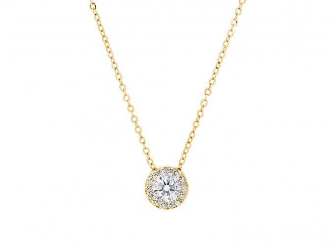 Daily Luxury Necklace I Gold