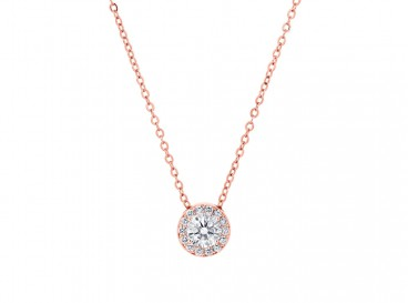 Daily Luxury Necklace I Rose Gold