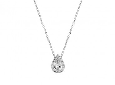 Daily Luxury Necklace II Silver