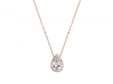 Daily Luxury Necklace II Rose Gold
