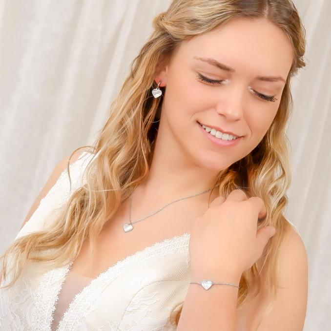 Mooie sieradenset voor de bruid om te kopen