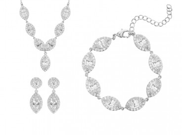 Druppel sparkle set klassiek