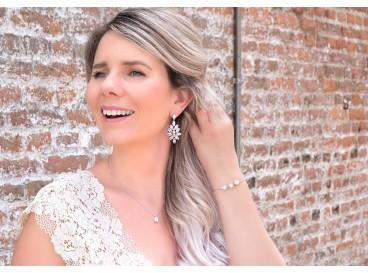 statement bruids oorbellen sparkle