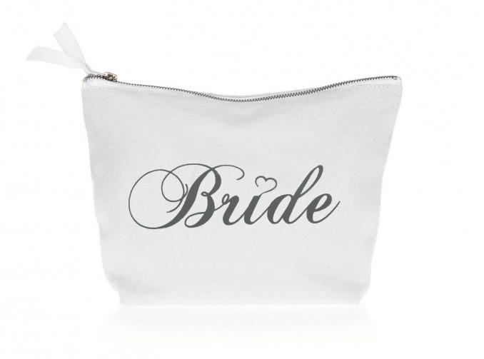 Bride Toilettas Wit
