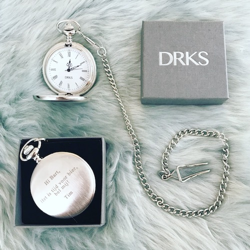 pocket watch €35