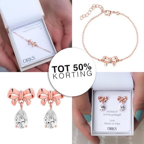 c0b1ae7ec07fc9 sieraden met strikjes nu voor €15