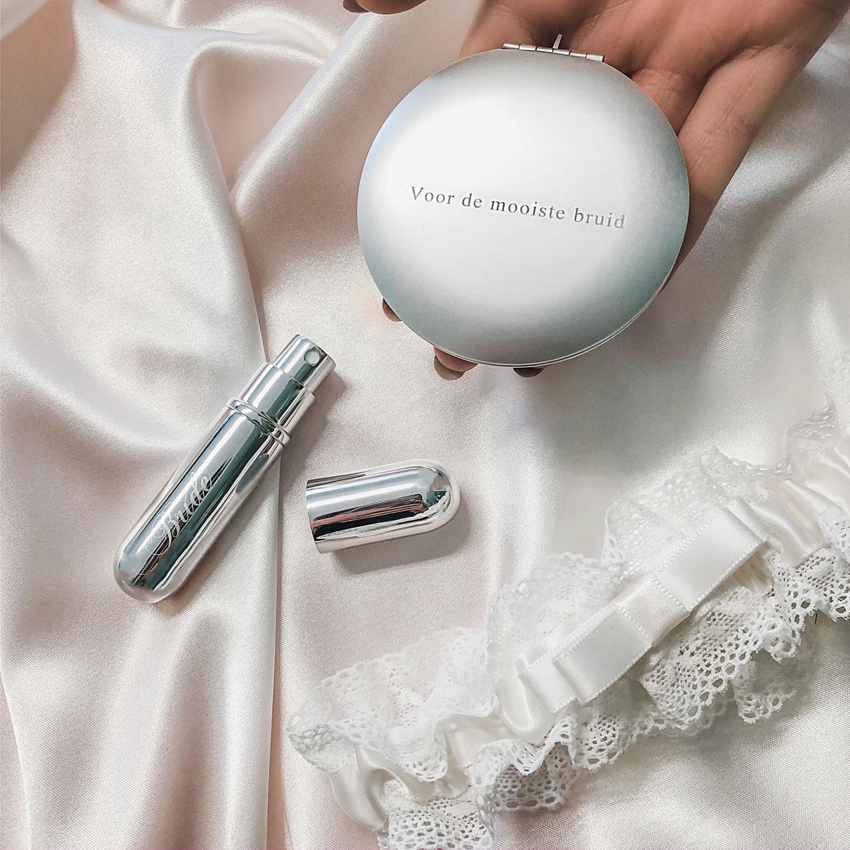 Leuke accessoires voor de bruid om haar look compleet te maken