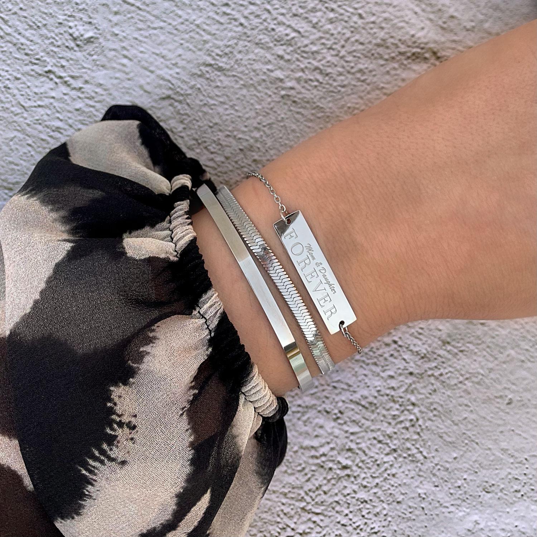 Mooie armbanden voor moeder en dochter om te delen