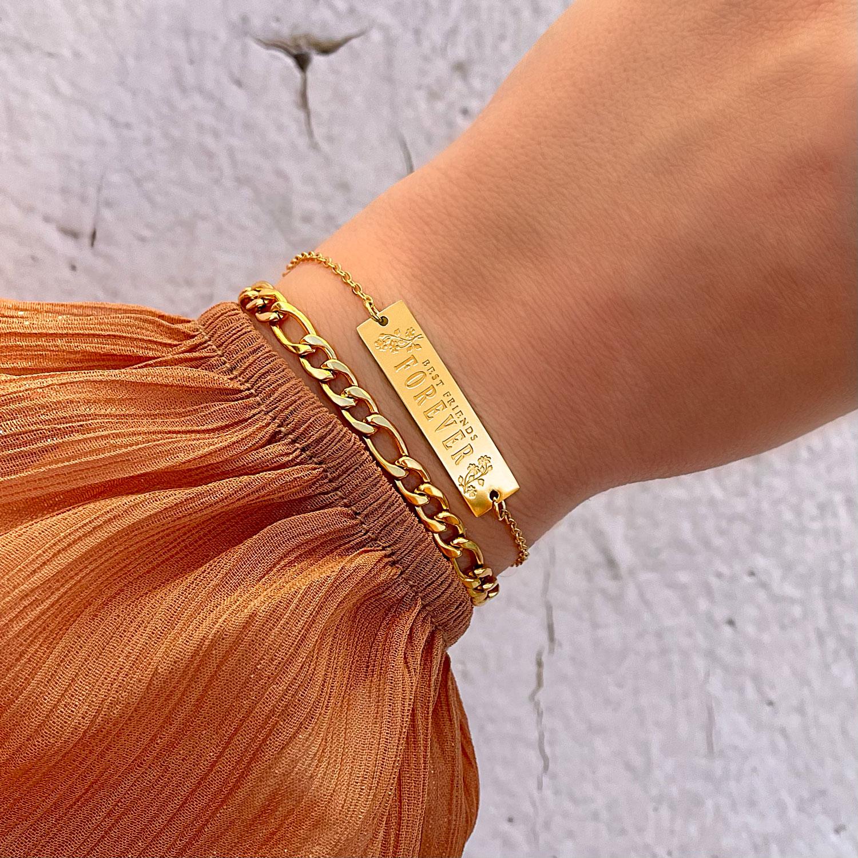Trendy best friends armbanden voor een mooie look