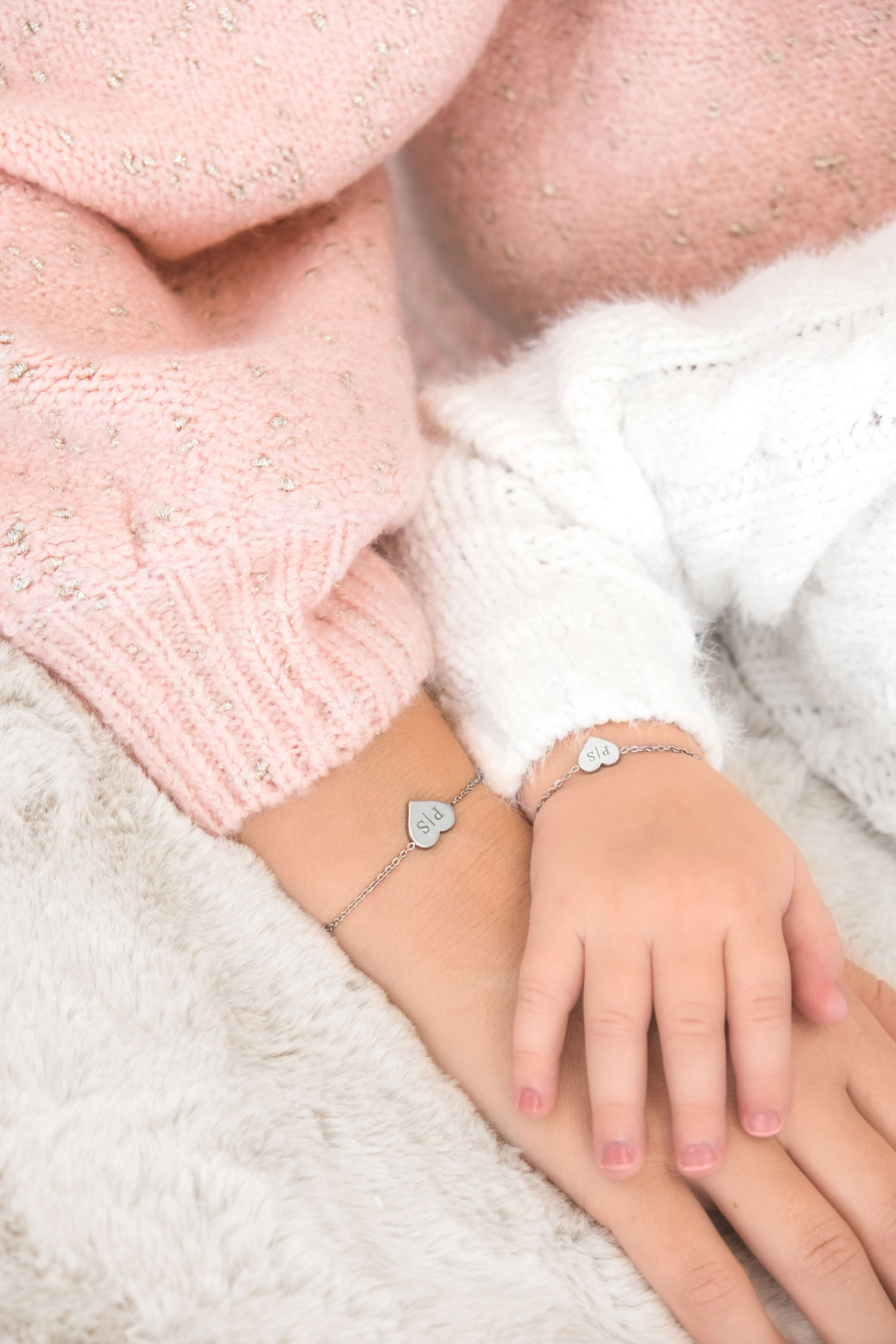 Graveerbare armband voor om de pols