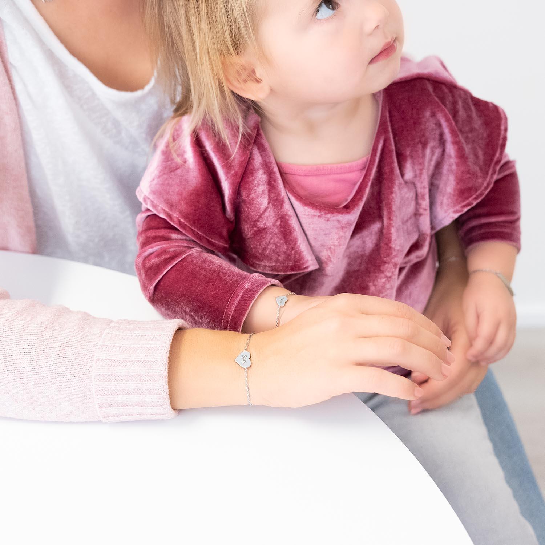 Leuke armbanden voor moeder en dochter om te dlene