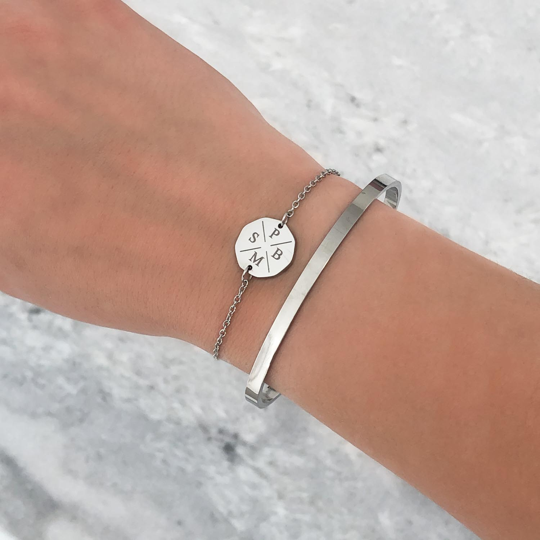 Trendy armband voor een complete look