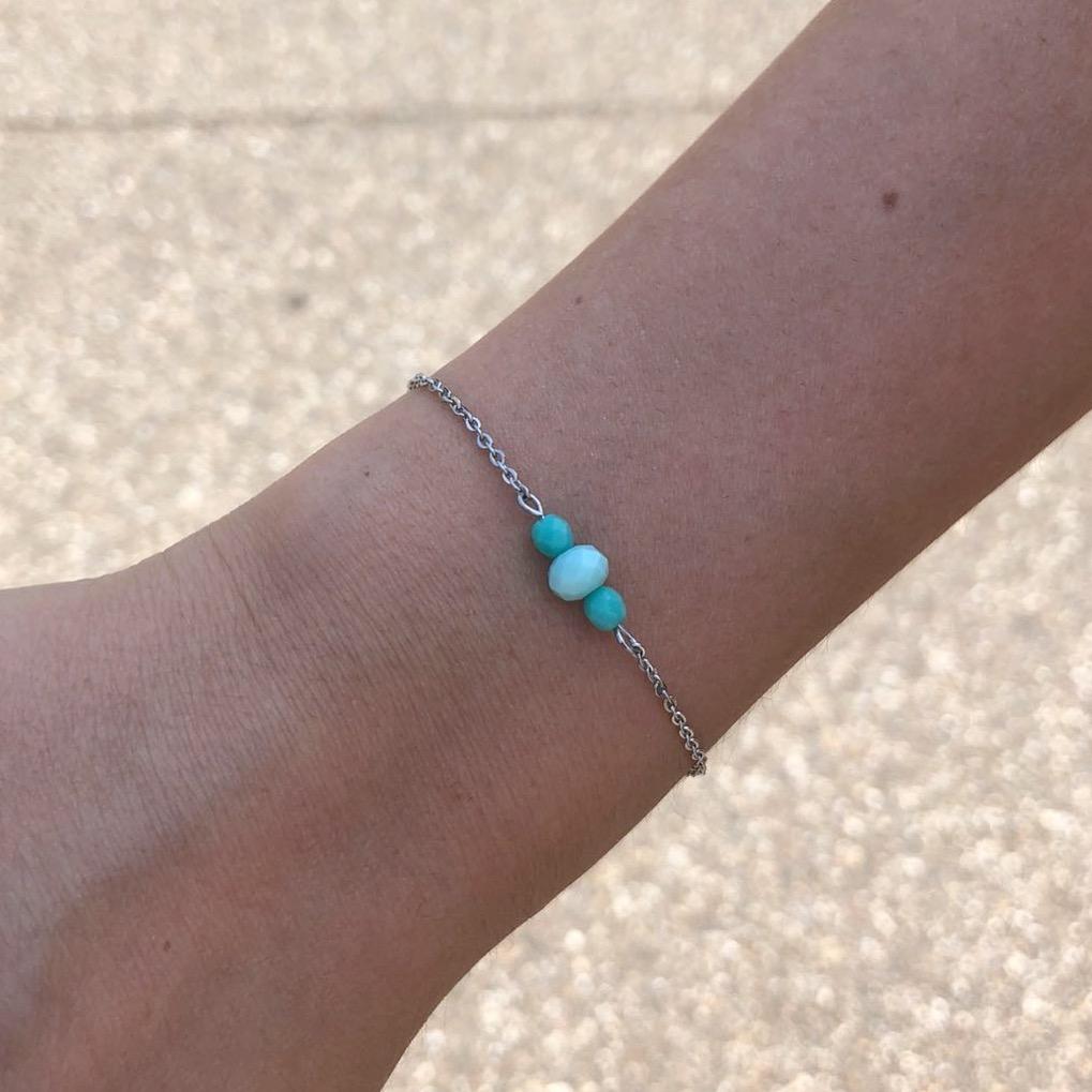 Amber Armband