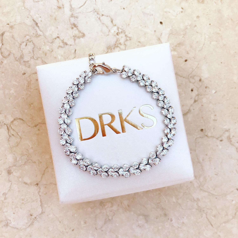 DRKS luxe, elegante armband