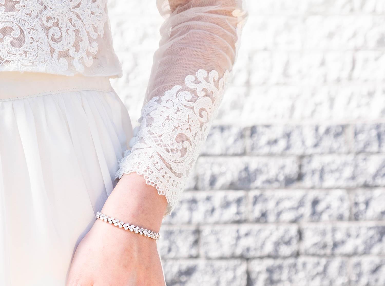 Bruidssieraden crystal elegance