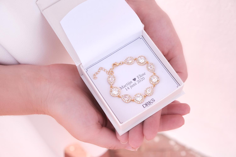 Daily Luxury Bracelet V Gold