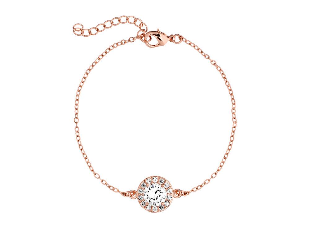 Daily Luxury Bracelet I Rose Gold